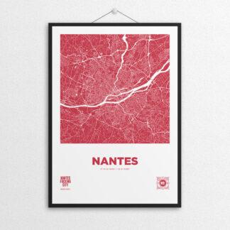 Affiche NOc MAP Nantes - Rouge